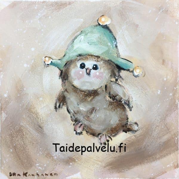 """Ulla Kauhanen """"Asenne kohdallaan"""""""