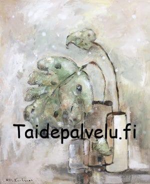 Ulla Kauhanen Boho sarjasta: Peikonlehti
