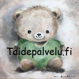 Ulla Kauhanen Halinallet sarjasta