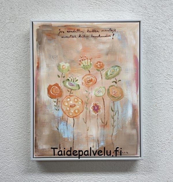 Ulla Kauhanen Huoneentaulu Kuva 1