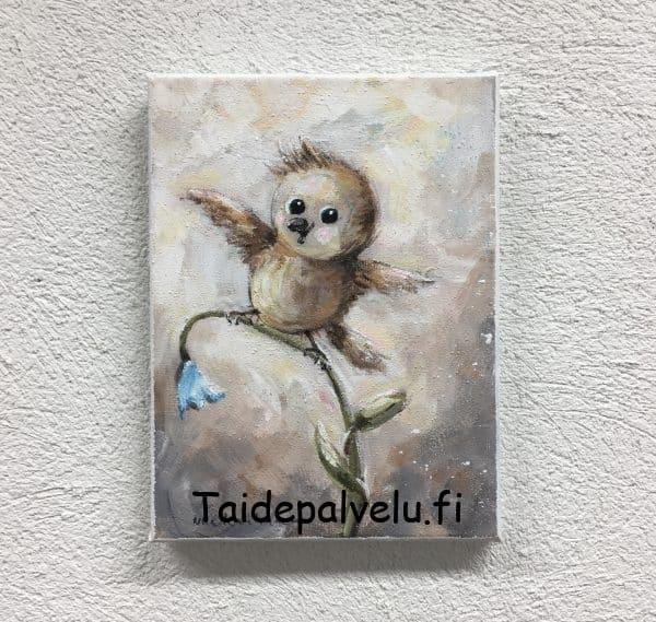 """Ulla Kauhanen """"Keinutaan"""" Kuva1"""