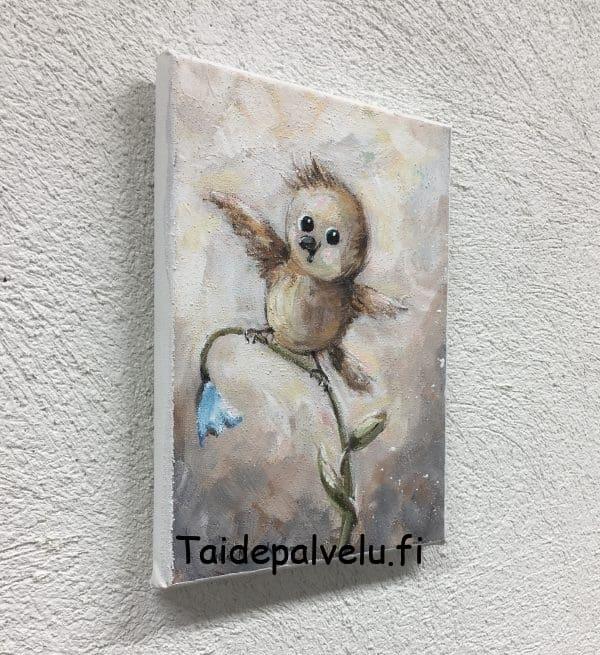 """Ulla Kauhanen """"Keinutaan"""" Kuva2"""