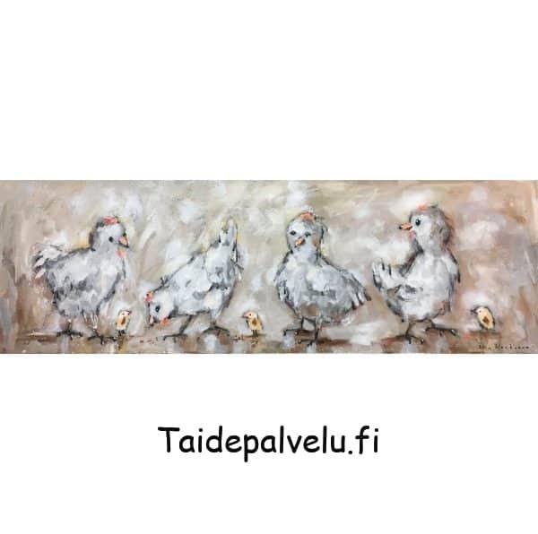 Ulla Kauhanen Laumasuojaa