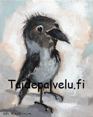 Ulla Kauhanen Melkein aikuinen
