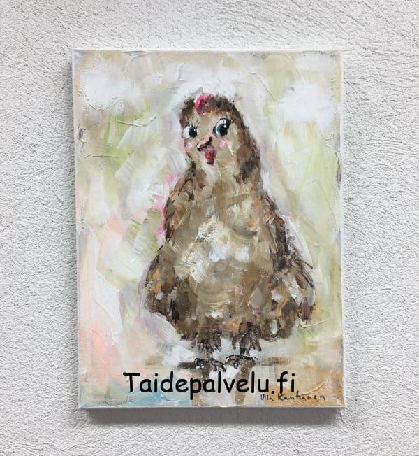"""Ulla Kauhanen """"Mikä päärynävartalo"""" Kuva1"""