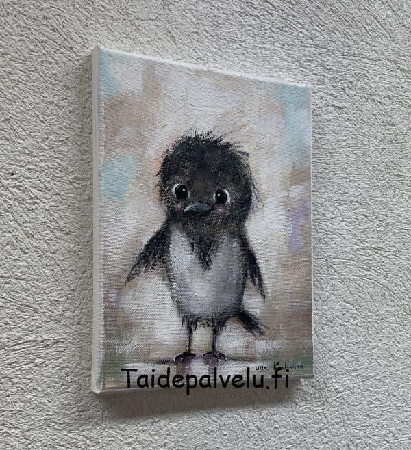 Ulla Kauhanen Omin jaloin Kuva 2
