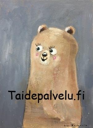 Ulla Kauhanen Paita ja peppu 1