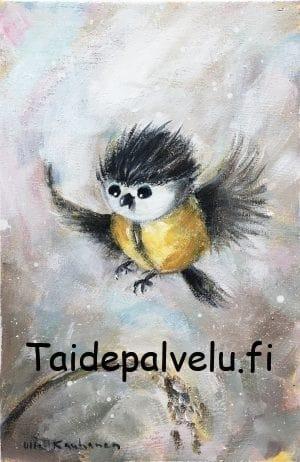 """Ulla Kauhanen """"Täältä tullaan"""""""