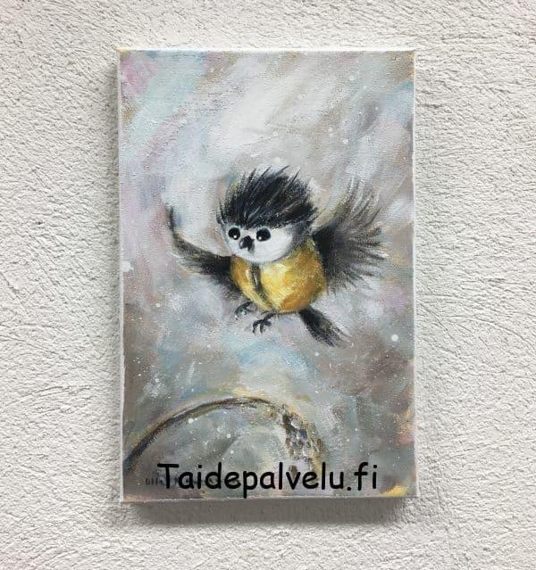 """Ulla Kauhanen """"Täältä tullaan"""" Kuva1"""