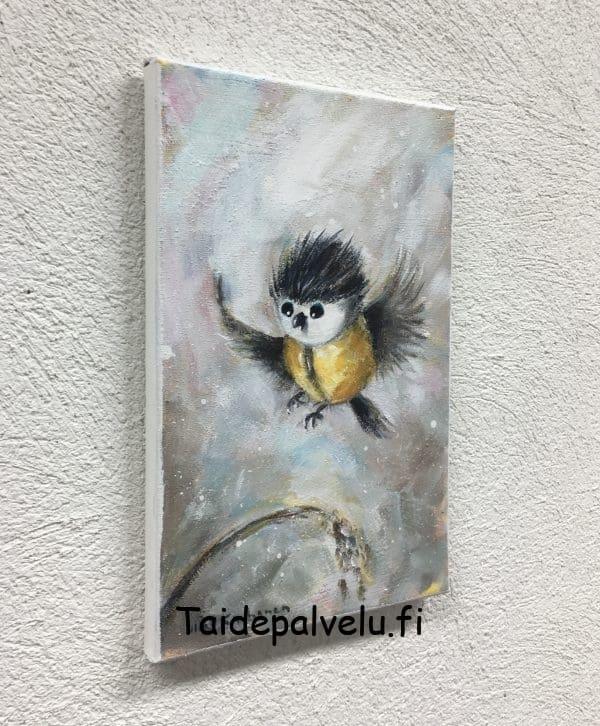 """Ulla Kauhanen """"Täältä tullaan"""" Kuva2"""