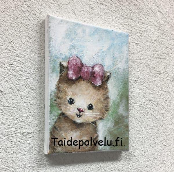 """Ulla Kauhanen """"Tiikereiden sukua"""" Kuva2"""
