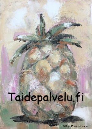 Ulla Kauhanen Tropiikin tuoksu 1
