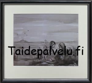 Virpi Mäkinen Taidekortti 2