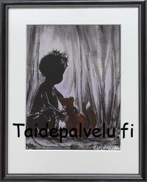 Virpi Mäkinen Taidekortti 3