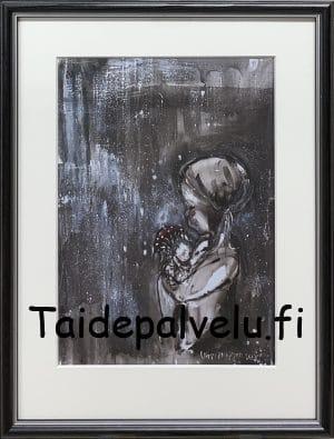 Virpi Mäkinen Taidekortti 4