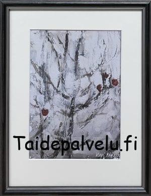 Virpi Mäkinen Taidekortti 5