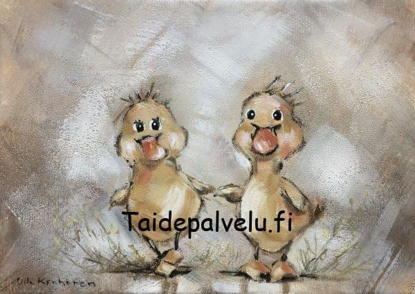 Ulla Kauhanen Toi on mun