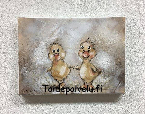 Ulla Kauhanen Toi on mun Kuva 1