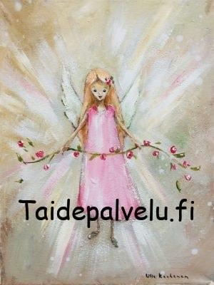 Ulla Kauhanen Valon enkeli