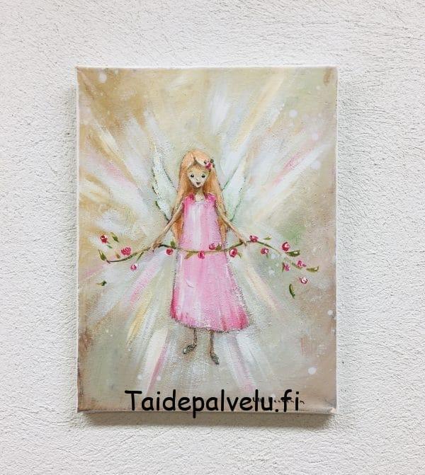 Ulla Kauhanen Valon enkeli Kuva 1